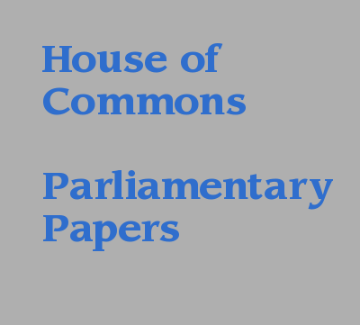 House of commons research papers